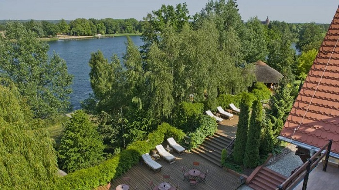 Relax Tage - entspannen am See / Pension Afrodyta Spa***