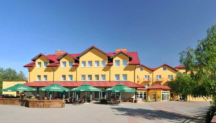 1-wöchiger Wellnessurlaub / Bursztyn Medical Spa & Wellness