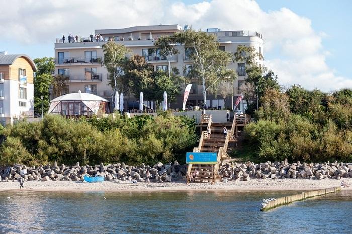2 Tage Kurzurlaub inkl. Halbpension und Spa / Hotel Lambert Medical Spa****