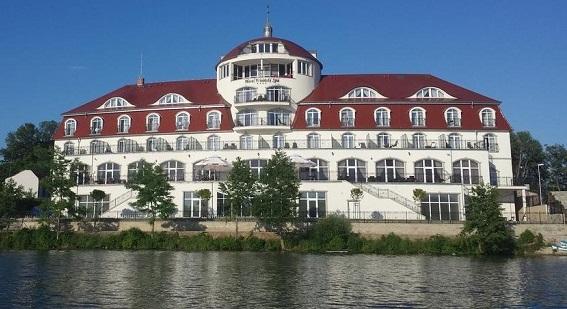 Romantik-Kuscheltage am Lübbens-See / Woiński Spa ****