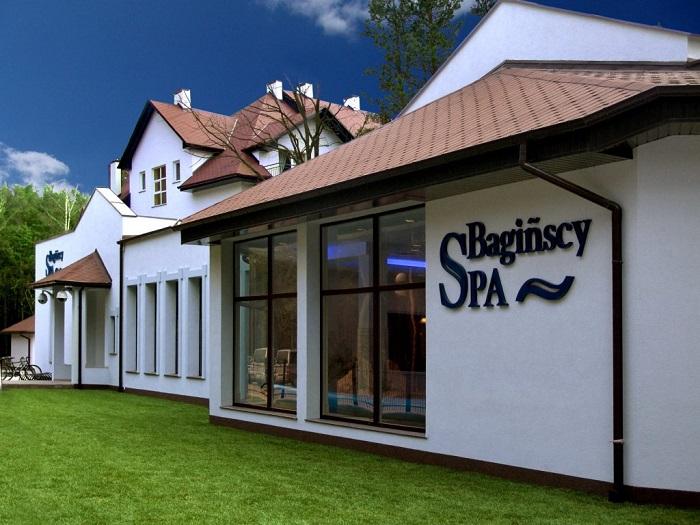 Kurzurlaub an der Ostsee / Bagińscy Spa