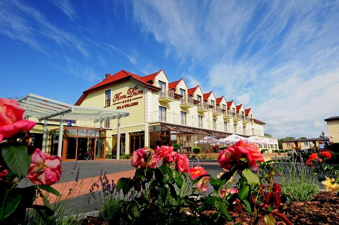 Entspannung pur an der Ostsee / Hotel Delfin Spa & Wellness ****