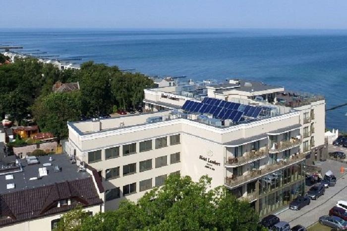 2 Übernachtungen mit Halbpension / Hotel Lambert Medical Spa****
