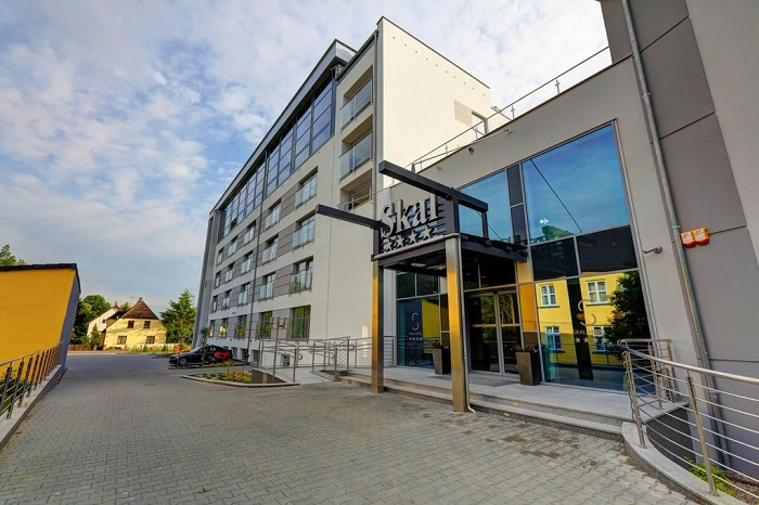 Entspannung Deluxe / Skal Hotel****