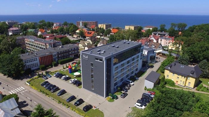 Vitalität und Wohlbefinden 2020 / Skal Hotel****