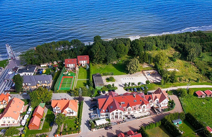4 Relax-Tage am Meer / Villa Hoff Wellness & Spa