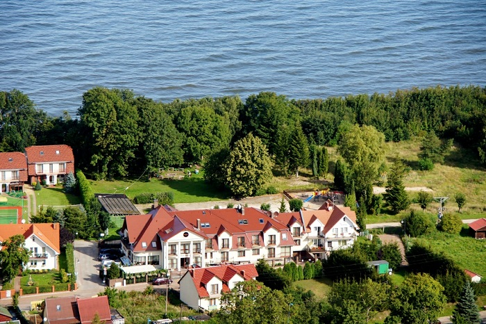 Romantisches Wochenende / Villa Hoff Wellness & Spa